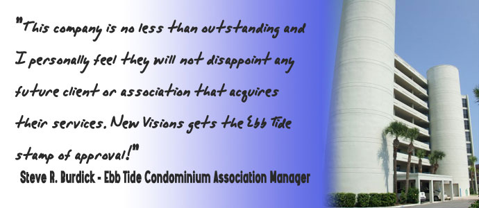 EBB Tide Commercial Painting Testimonial