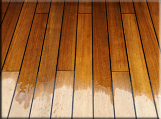 Deck Cleaning And Sealing Services