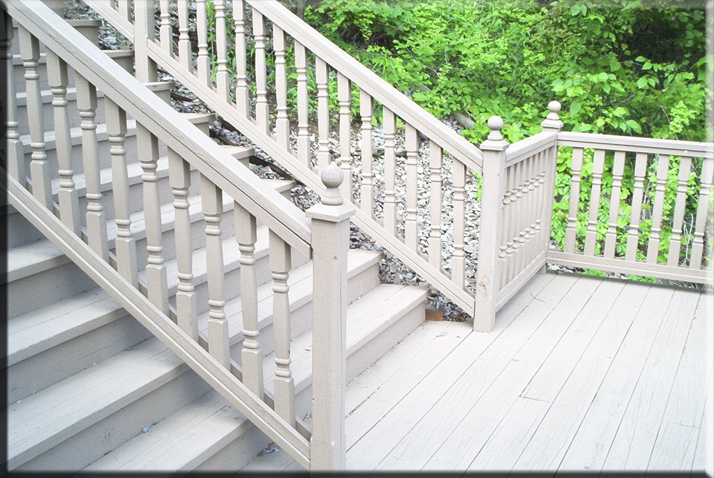 Deck Sealing Services