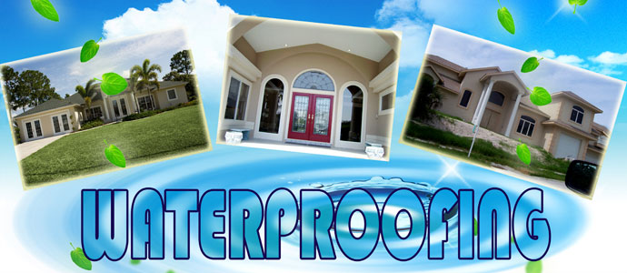 Waterproofing Home Improvement Services