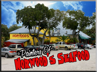 Professional Painting Contractors Of Norwood's Seafood Restaurant