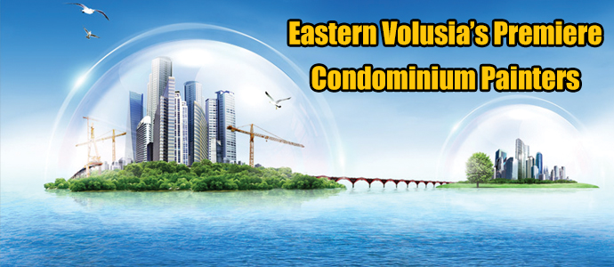 Volusia Condo Exteriors